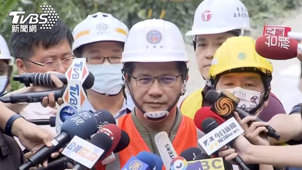 林佳龍深夜臉書聲明:向府院請辭交通部長