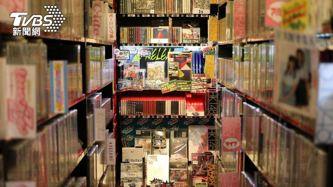 光碟產業出現缺料荒。(圖/達志影像路透社) 光碟業也出現缺料荒 20年來首見供需反轉