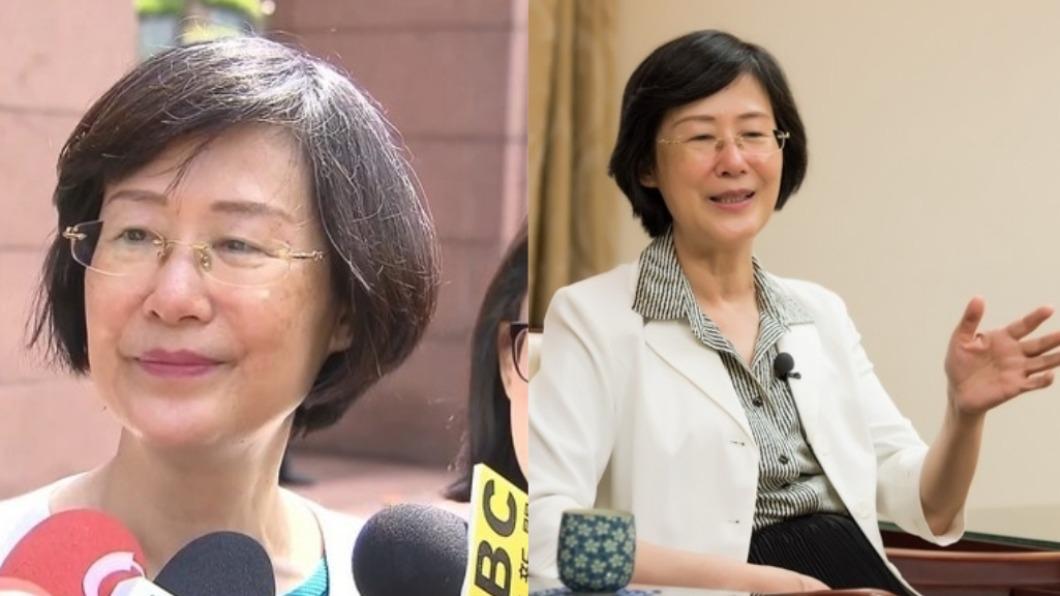 前法務部長羅瑩雪昨晚辭世 享壽69歲