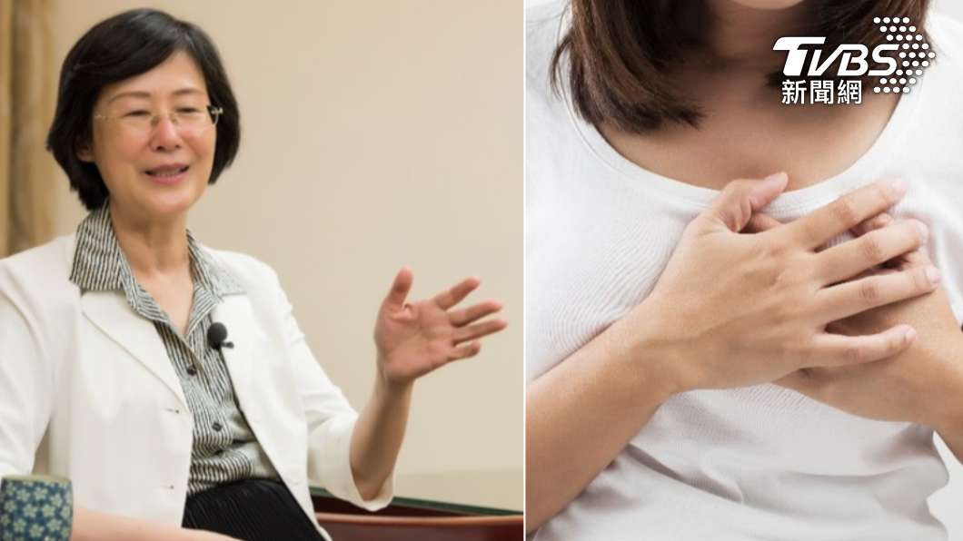 法務部前部長羅瑩雪乳癌病逝。(合成圖/TVBS、shutterstock 達志影像) 術後住院一天就上班!羅瑩雪乳癌病逝 醫揭危險因子
