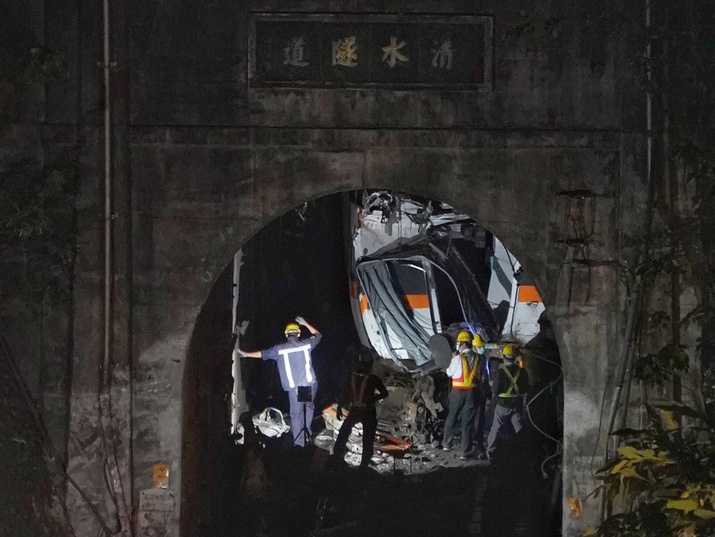 圖/中央社 太魯閣號事故捐款 金管會:至月底免收手續費