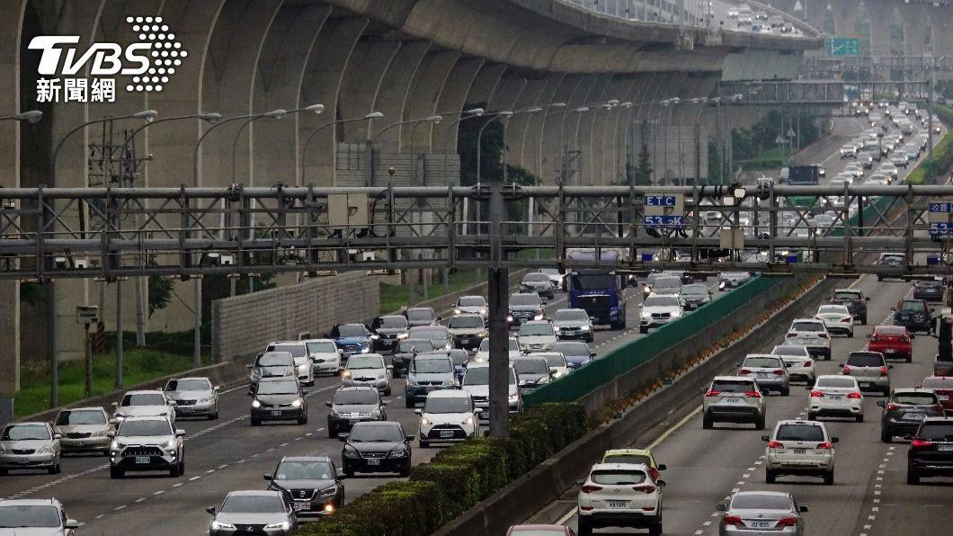 清明連假收假 高公局預估國道8路段易壅塞