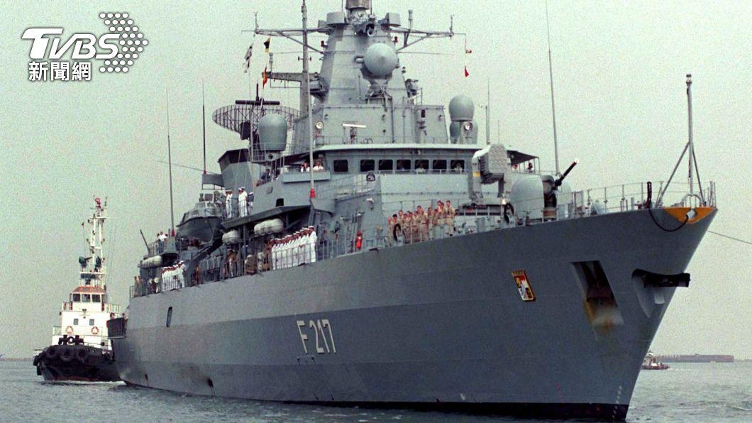 德國將於8月派遣巡防艦巡弋亞洲,將首度穿行南海。(圖/達志影像路透社) 日媒:日德外長防長將首度會談 擬提自由印太區