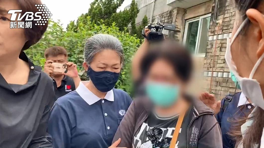 圖/TVBS 台鐵真的太爛了! 罹難者家屬無助又悲憤