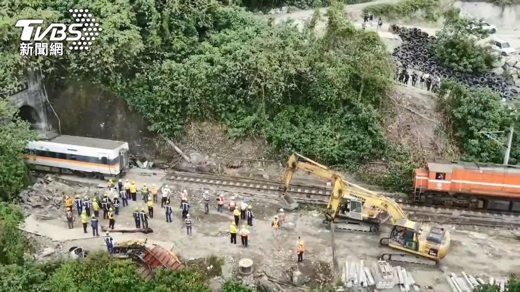 罹難者賠償每人540萬 台鐵4/8先發250萬