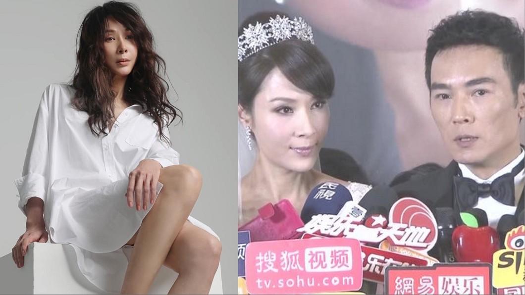林千鈺和焦恩俊於去年8月間簽字離婚。(圖/TVBS資料畫面) 「業障說」惹毛焦恩俊!林千鈺離婚後…驚人近況曝光