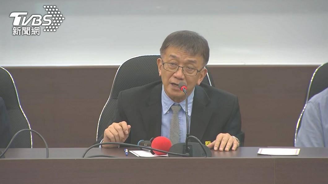 圖/TVBS 李義祥稱車停斜坡滑落 運安會打臉:有發動
