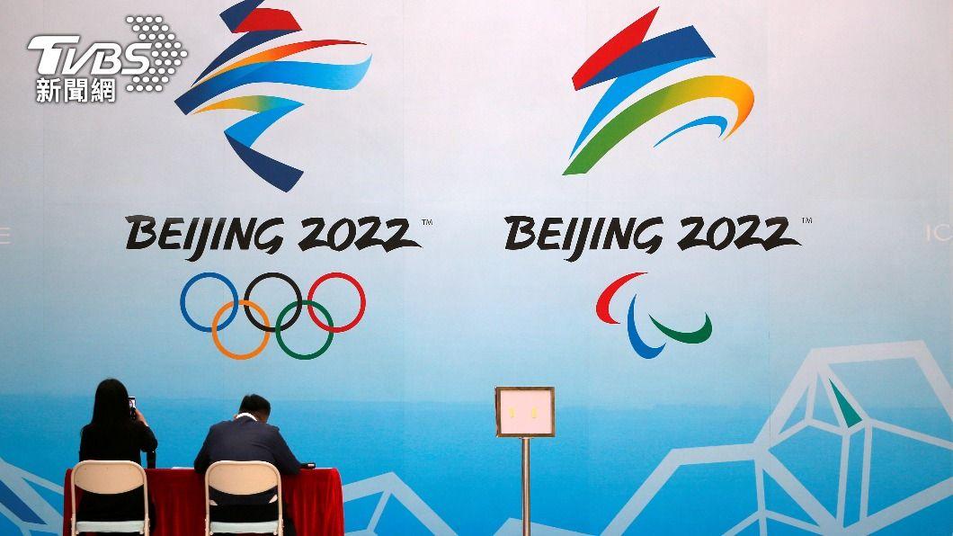 美國不排除聯合盟友一同抵制參加北京冬奧。(圖/達志影像路透社) 反北京冬奧聲浪漲 美國不排除聯合盟友發動抵制