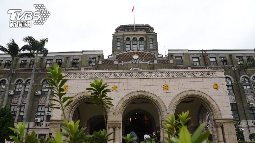 圖為司法院。(圖/中央社) 翁茂鍾案調查報告遭批 司法院、法務部:深切檢討
