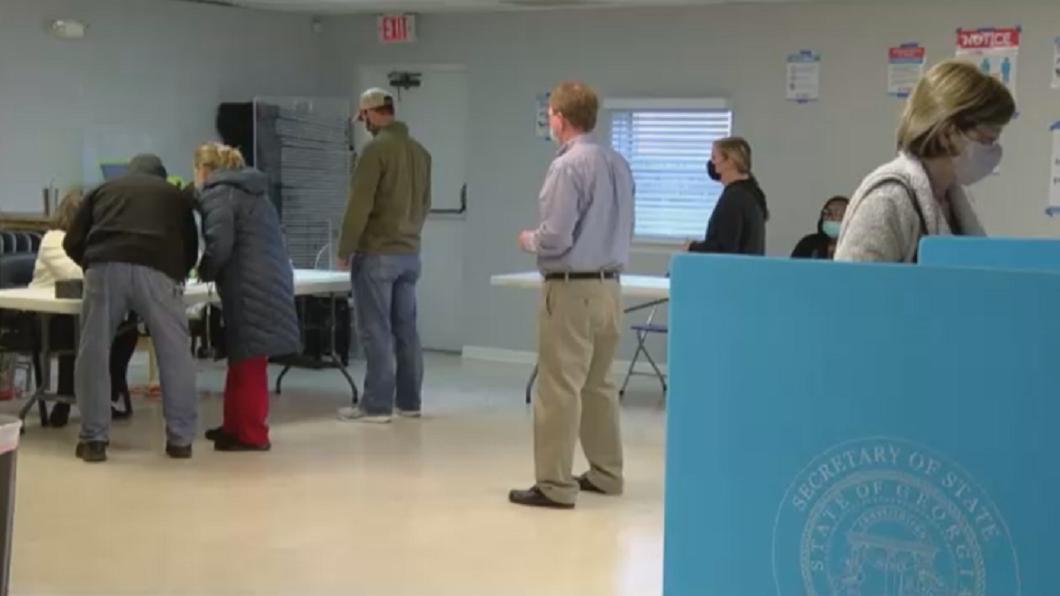 喬治亞州選舉法爭議 美國企業群起撻伐
