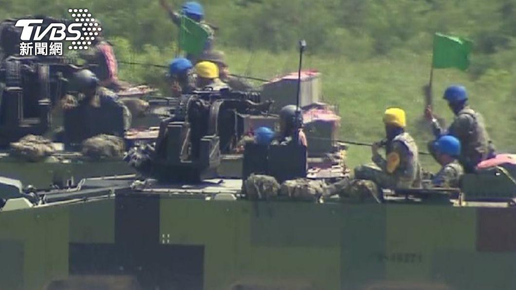 (圖/TVBS) 立院初審通過 現役軍人提繳退撫基金免稅