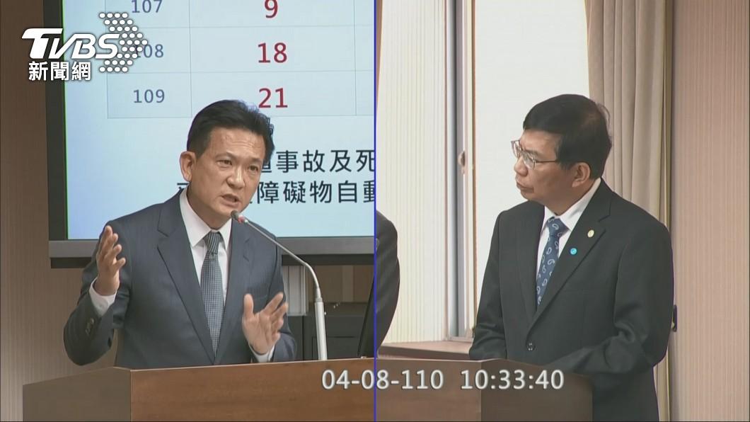 林佳龍推「台鐵公司化」 傳遭蘇揆怒斥阻止
