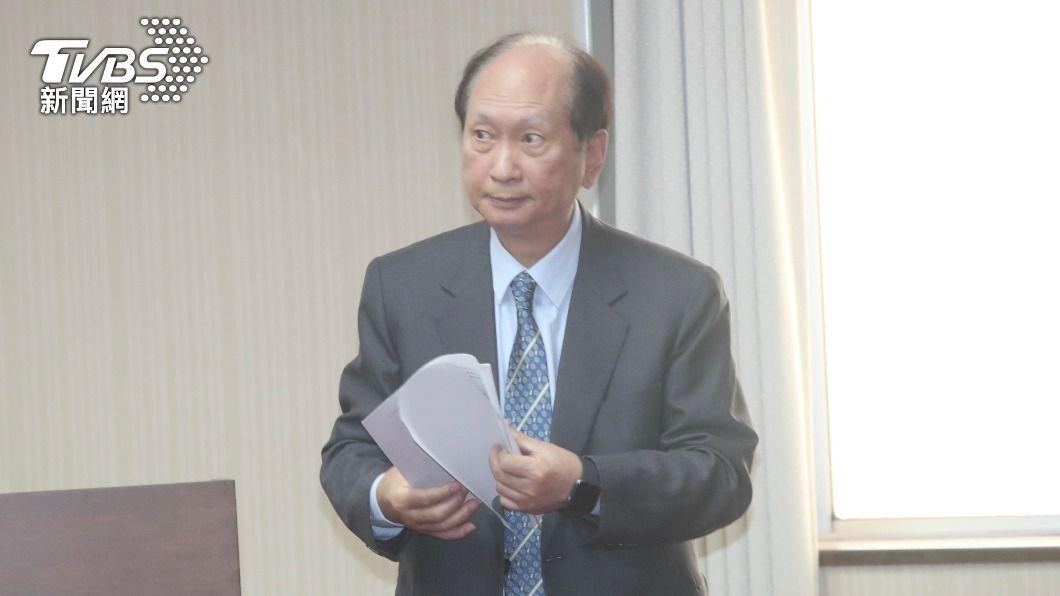 圖為工程會主委吳澤成。(圖/中央社) 太魯閣號事故 工程會點名3單位加強檢討