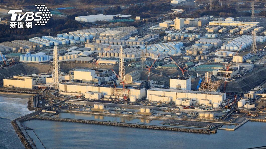 (圖/達志影像路透社) 日媒:福島核廢水排入海 菅義偉政府擬於13日決定