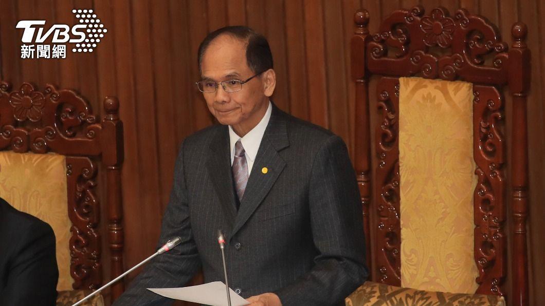 立法院長游錫堃。(圖/中央社) 立院通過決議聲援緬甸民主 籲政府提供必要協助