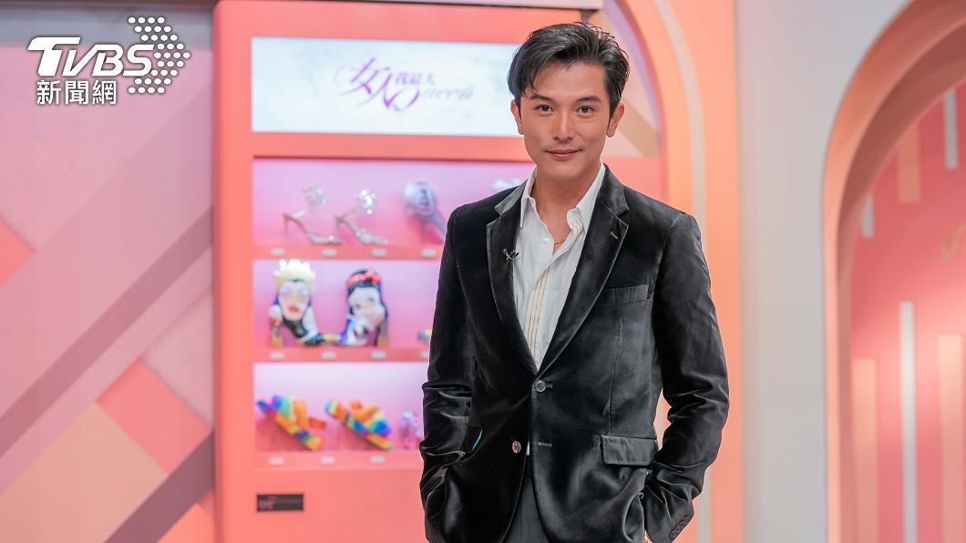 邱澤在浪漫愛情電影《當男人戀愛時》表現亮眼。(圖/TVBS) 獨/邱澤笑認「對愛情執著」不浪漫 遭藍心湄揭私下面目