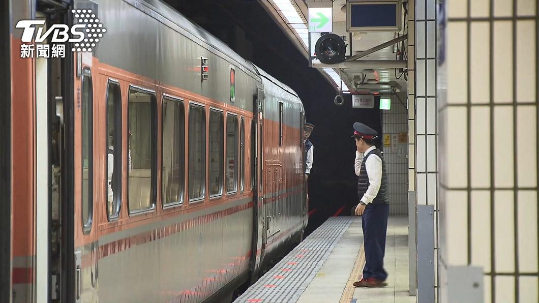 (圖/TVBS) 政院:蘇貞昌核定10億以上台鐵計畫 總額逾2千億