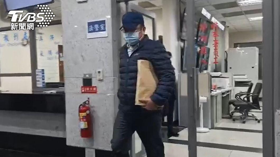 台鐵4幹部遭約談 2人涉貪15、30萬交保