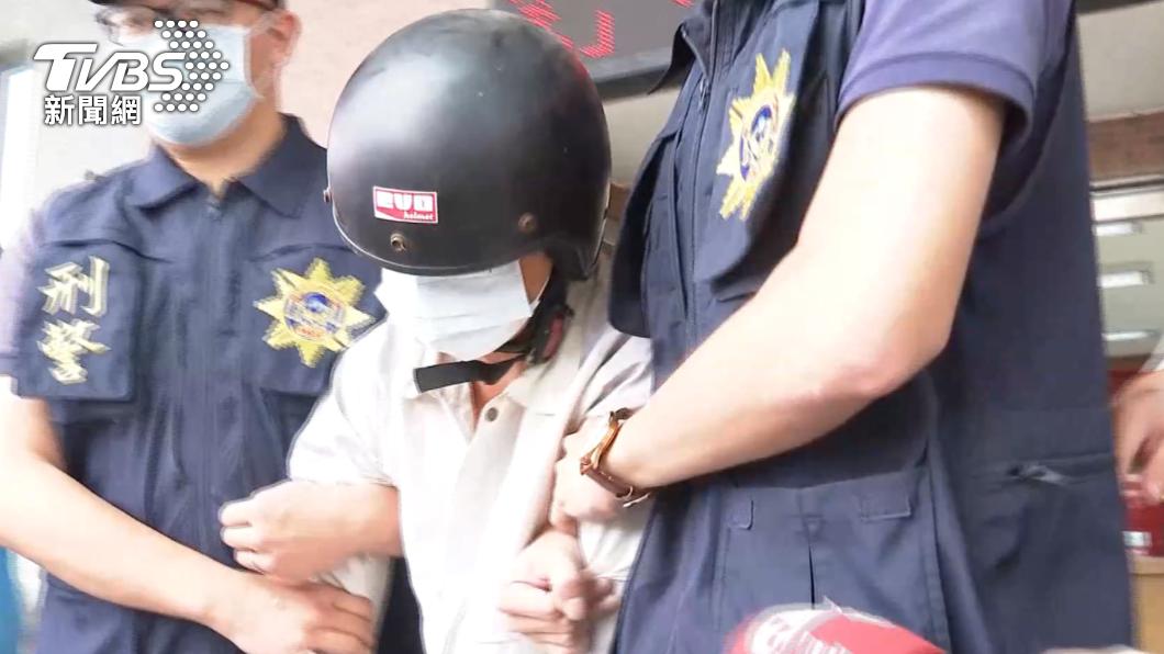 法院已裁准黃嫌羈押禁見。(圖/TVBS) 屏東女店員遭擄殺 無業男嫌「罪刑重大」羈押禁見