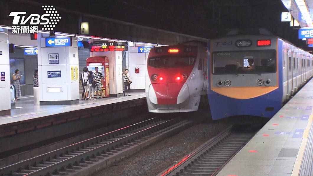 (圖/TVBS) 談交通部長條件 民眾黨團:須提出台鐵改革進度表