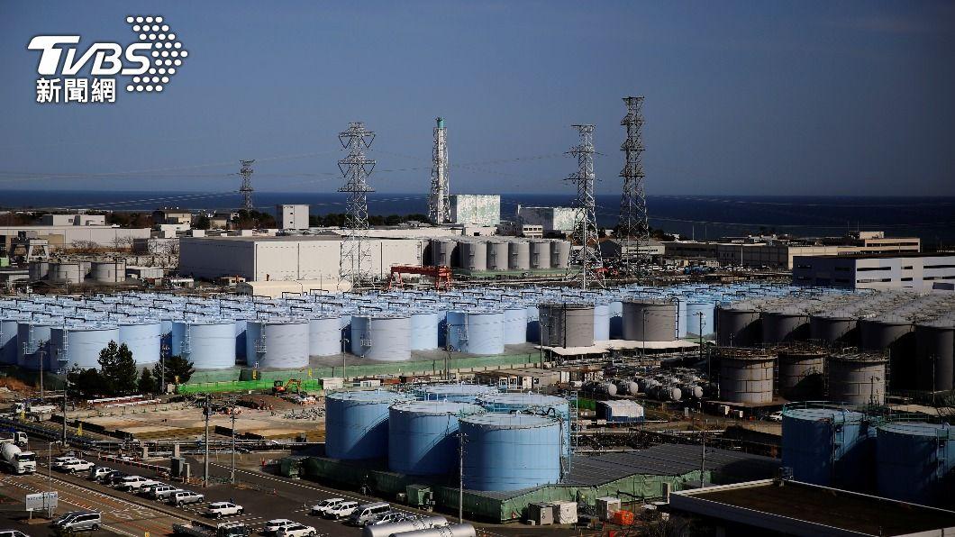 日本政府近期有意決定將核廢水排放入海,恐引發周邊國家憂慮。(圖/達志影像路透社) 福島核廢水若排放入海 恐衝擊選戰及東奧