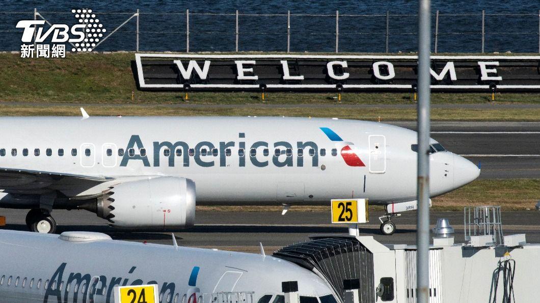 波音737 MAX客機疑似有電路問題。(圖/達志影像路透社) 波音737MAX疑有「電路問題」 16航空急停飛