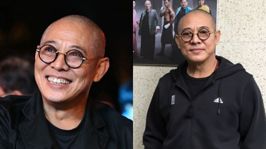 李連杰出道多年。(圖/翻攝自李連杰Instagram) 57歲李連杰「眼神憂鬱、臉色蠟黃」 憔悴近照震驚網
