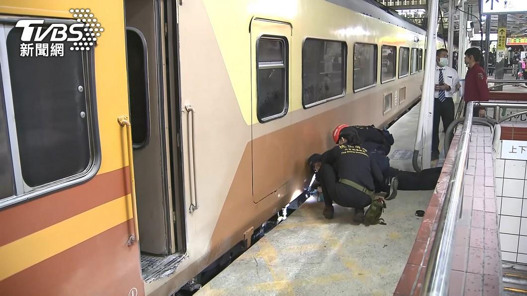 30年老自強號起火 台鐵:優先汰換