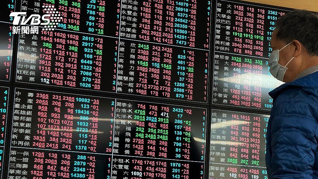 (圖/中央社資料照) 航運鋼鐵造紙強勢 台股早盤大漲122點逼近萬七
