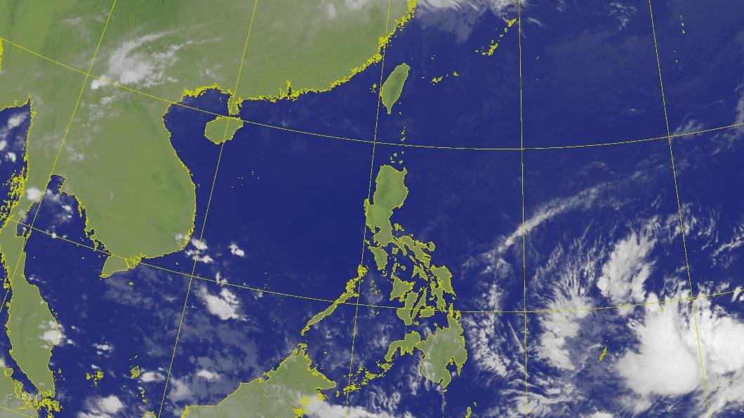 (圖/中央氣象局) 4月水情能舒緩? 2號颱風「舒力基」最快週三生成