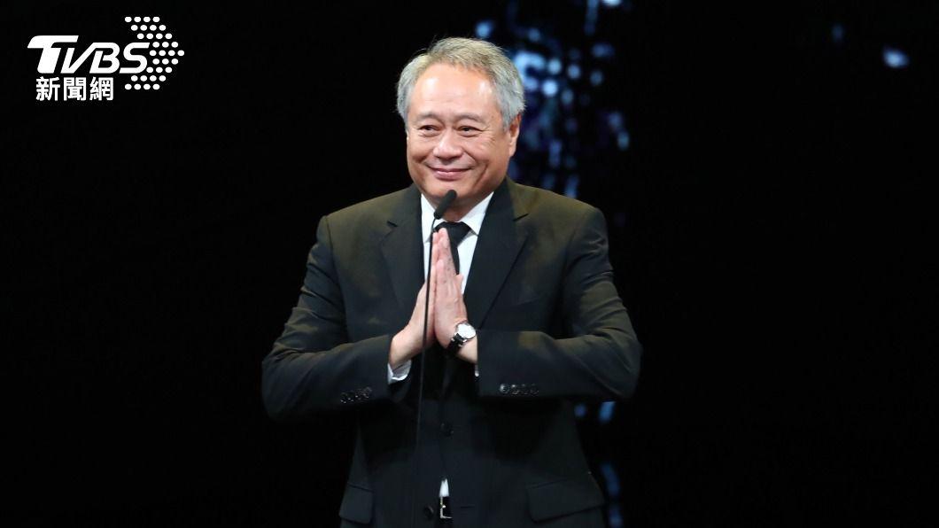 台灣導演李安。(圖/中央社資料照) 李安獲英奧斯卡終身成就獎 休葛蘭笑虧像有複製人