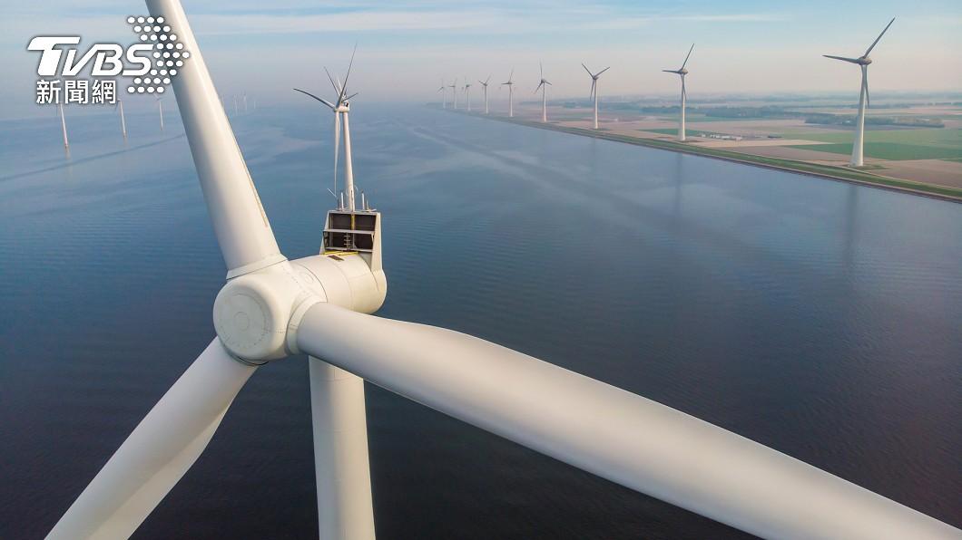 台灣積極推動綠色與潔淨能源。(示意圖/shutterstock 達志影像) 國際金融機構力挺、本國銀行加持 台灣離岸風電綠色融資加速起飛