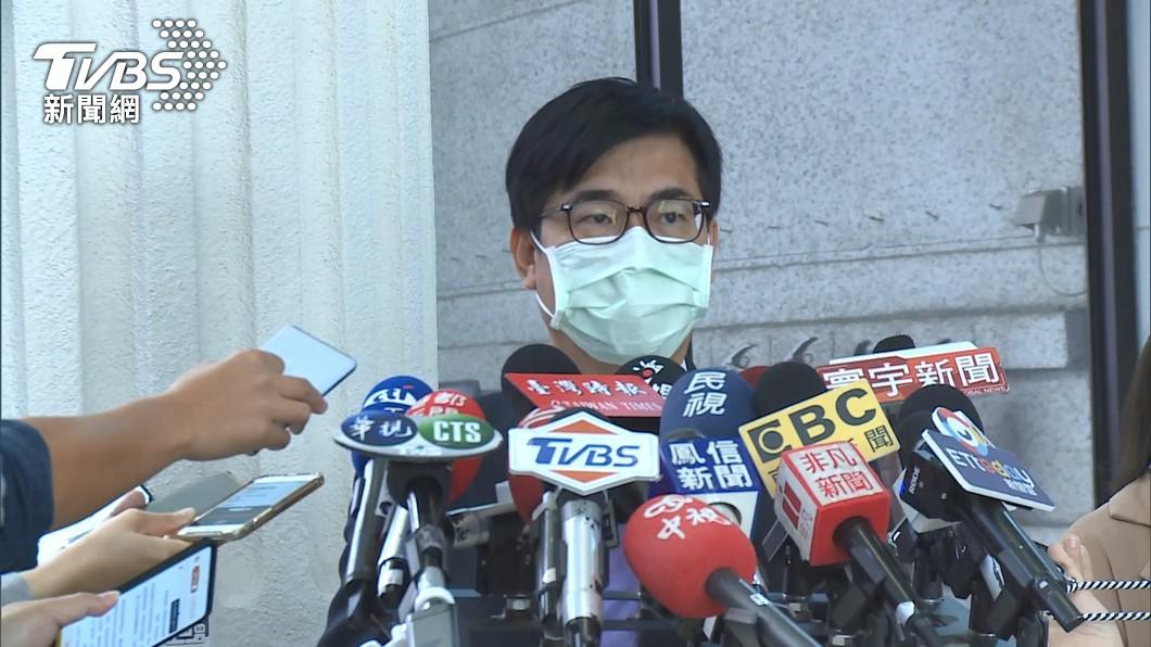 圖/TVBS資料畫面 快訊/高雄市長陳其邁宣布:高市進入準三級的防疫