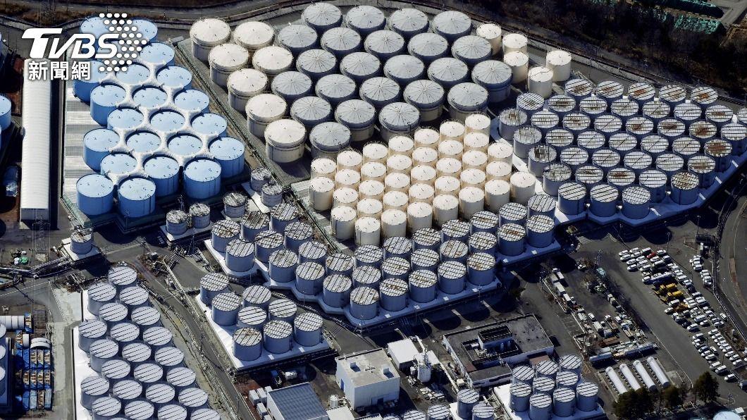日本擬將福島核廢水排入海。(圖/達志影像路透社) 日本擬排福島核廢水入海 台灣環團聯合聲明反對