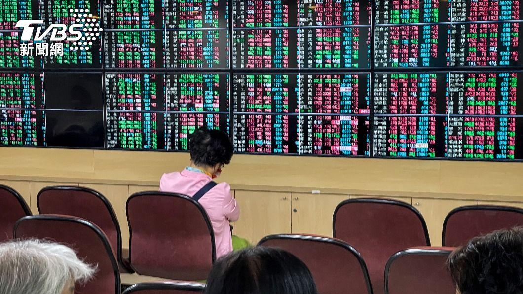 (圖/中央社) 台股量能充沛 3月證交稅220億衝歷年單月新高