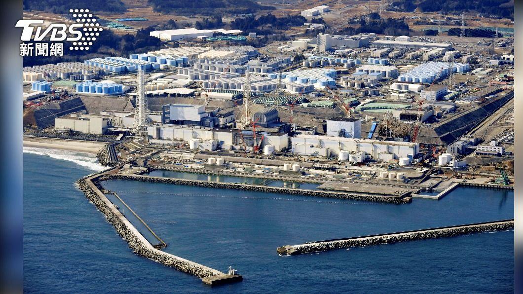 圖/達志影像路透社 台韓中抗議福島核廢水將排入海 日稱獲IAEA背書