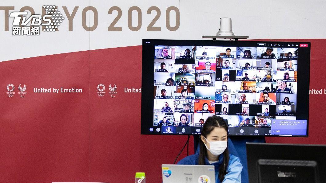 因新冠疫情影響已延後一年舉辦的東京奧運,如今是否停辦仍備受爭議。(圖/達志影像路透社) 國際奧會不畏疫情 斷言東京奧運一定會辦