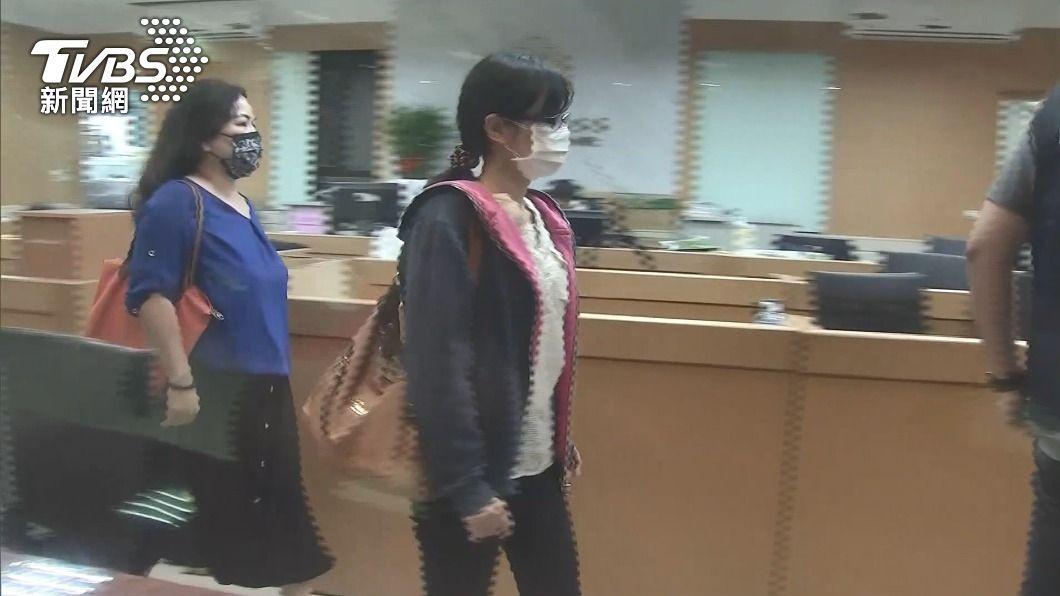 (圖/TVBS) 北市建管處傳收賄「1天火速核發使用執照」 9官商交保