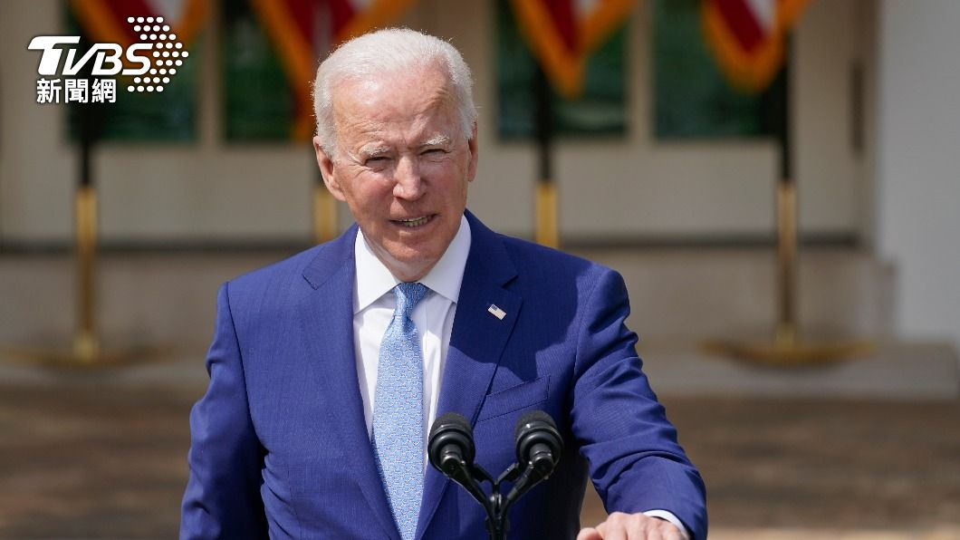 美國總統拜登。(圖/達志影像美聯社) 拜登將宣布911前撤軍阿富汗 終結美史最長戰爭