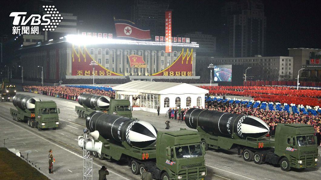 (圖/達志影像路透社) 美情報:北韓恐於今年恢復核試 逼拜登回談判桌