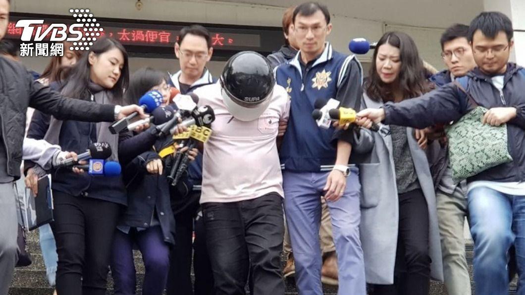 (圖/中央社) 李國輝縱火害9命 第四度判死刑仍可上訴