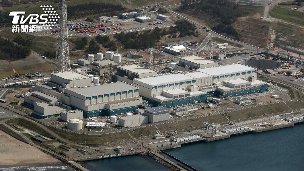 福島第一核電廠。(圖/達志影像美聯社) 福島核廢水兩年後排放 國民黨盼政府表達嚴正立場