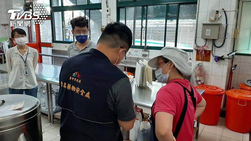 (圖/中央社) 台中市幼兒園7幼童出現病毒性腸胃炎 停課1週