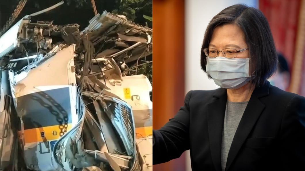 太魯閣9.6億捐款流向引質疑 蔡英文說話了