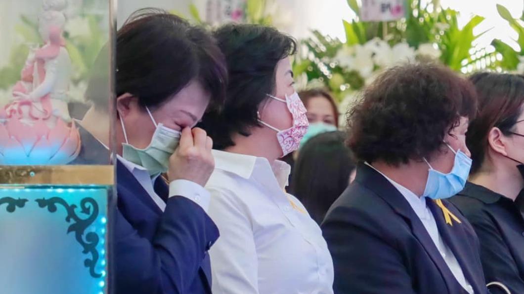袁淳修告別式 盧秀燕:希望他是最後犧牲者