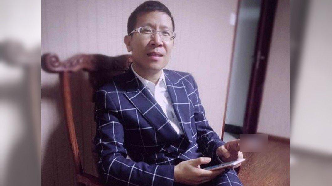游偉就醫檢查後拒絕住院,5天後不幸離世。(圖/翻攝自微博) 拒絕住院嗆「老子錢沒花完」 陸房產董事長5天後猝死