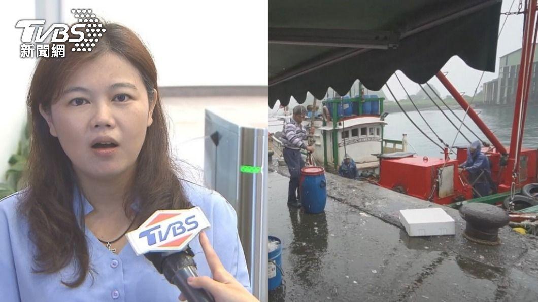 福島核廢水排入海恐波及漁業等,對此游淑慧發文怒轟。(圖/TVBS資料畫面) 日核廢水排入海恐波及台 她嗆綠營「骨頭軟」:不敢吭聲
