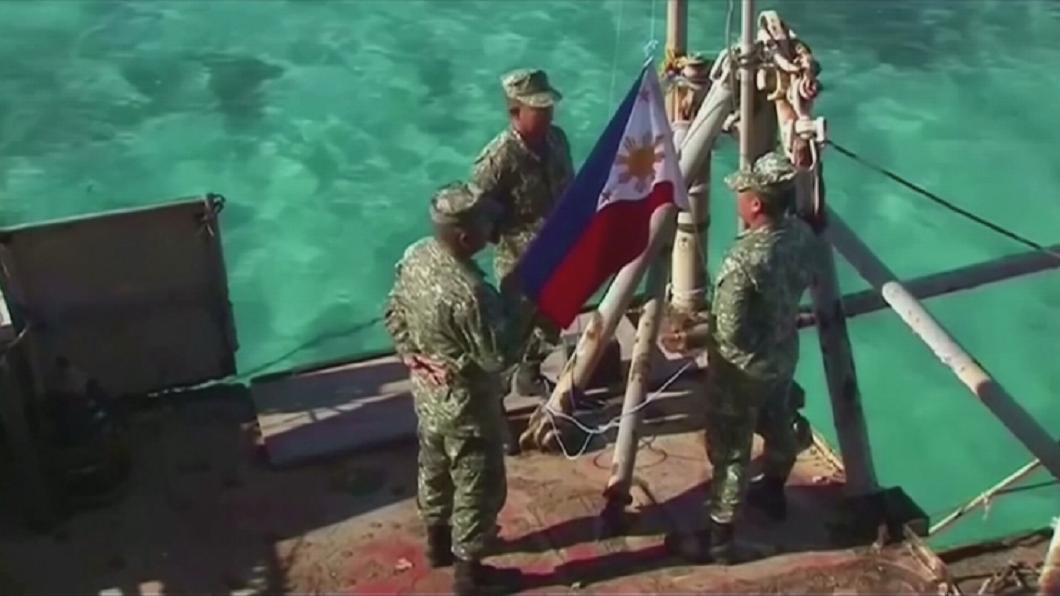 大批中船南海現蹤 菲國一天兩次外交抗議