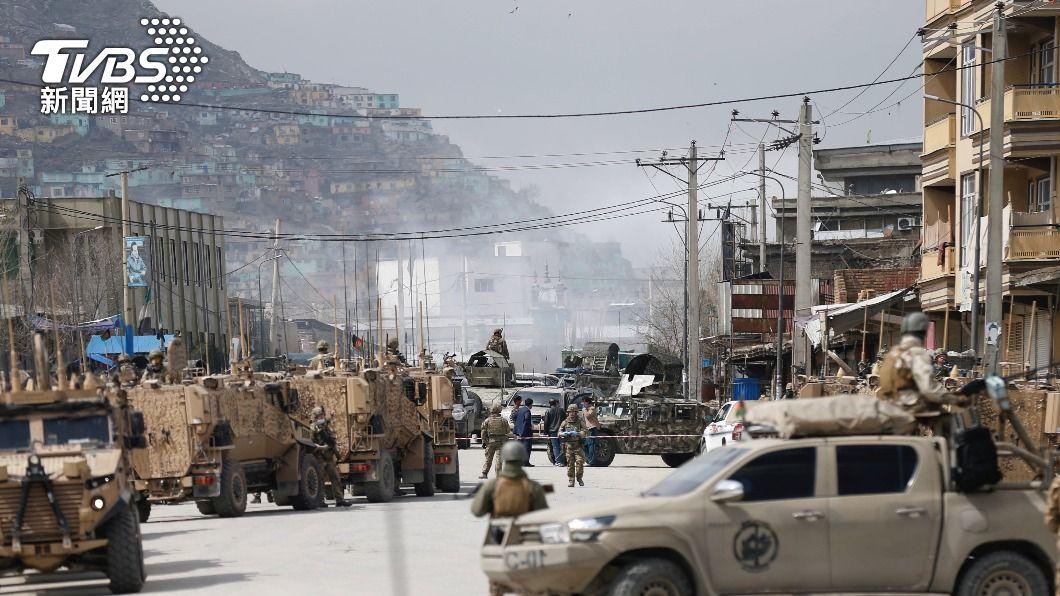 圖為阿富汗街景。(圖/達志影像路透社) 美國北約撤軍阿富汗後 聯合國繼續出任務