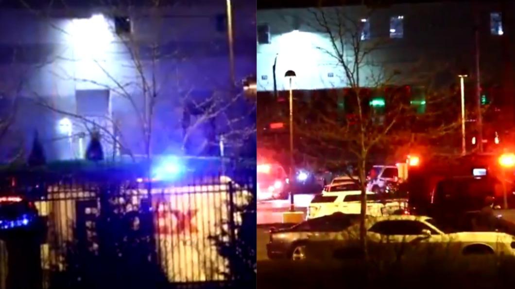 美FedEx爆槍擊案!至少5死恐大規模傷亡